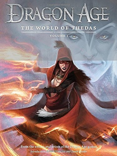 Dragon Age: The World of Thedas Volume 1 by Various (2013-04-16)