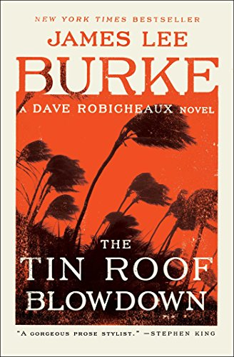 Book cover for The Tin Roof Blowdown
