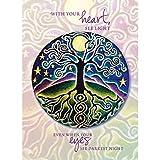 Grußkarten Tree of Life and Light mit Umschlag von Tree Free
