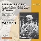 Bizet : Carmen. Fricsay