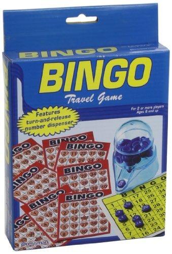 Travel Bingo by The Sales Partnership Ltd