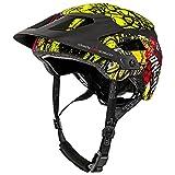 O'Neal Defender 2.0 Vandal Fahrrad Helm Neon Gelb All Mountain Bike Enduro MTB Magnet Verschluss, 0502-81, Größe S/M Test