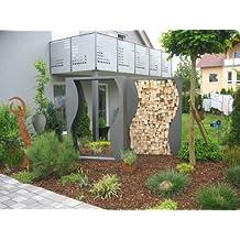 suchergebnis auf f r brennholzregal. Black Bedroom Furniture Sets. Home Design Ideas