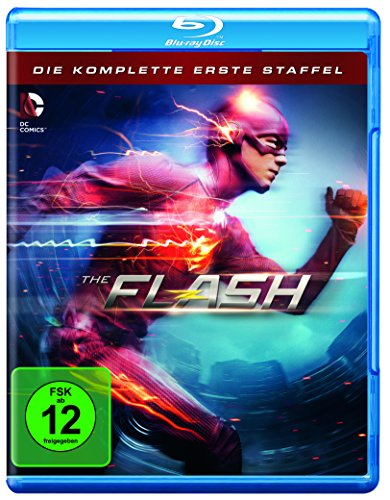 The Flash Staffel 1 [Blu-ray] (Heimkino-premier)
