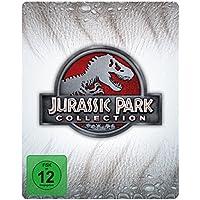 Jurassic Park Collection - Steelbook
