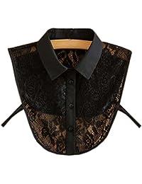 Trendy Détachable Lace Collar Fake Collier Tout-Match Fake Half Shirt Vêtements Accessoires pour Femmes, # 06