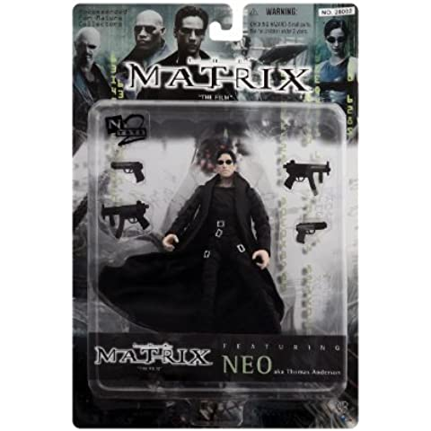 Neo aka Thomas Anderson Action Figure - The Matrix The