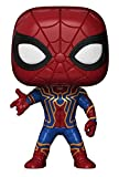 #3: Marvel Avengers Infinity War: Iron Spider Man Funko Pop Bobblehead Action Figure #287