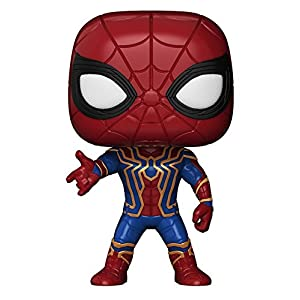 POP Marvel Avengers Infinity War Iron Spider Bobblehead Fi