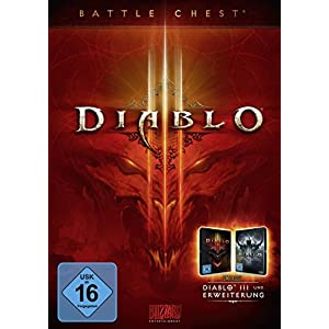 Diablo III: Battle Chest [PC Code – Battle.net]