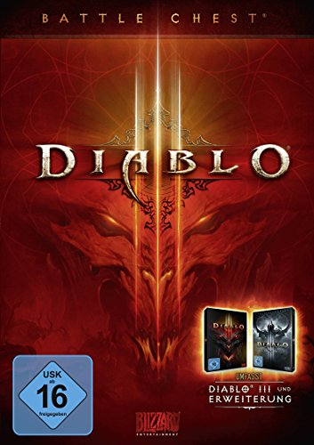 Diablo III - Battlechest - Game Diablo Pc