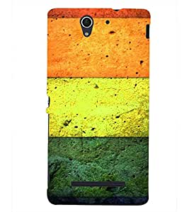 PRINTSHOPPII PATTERN Back Case Cover for Sony Xperia C3 Dual D2502::Sony Xperia C3 D2533