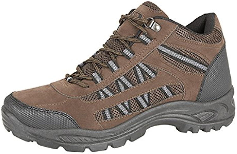 Dek M285 - Zapatillas de senderismo de Material Sintético para hombre