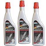 3 X ERC Systemreiniger Diesel 200ml, Art.Nr. 53-0170-04 Dieselmotoren Reinigungsadditiv Reiniger Diesel