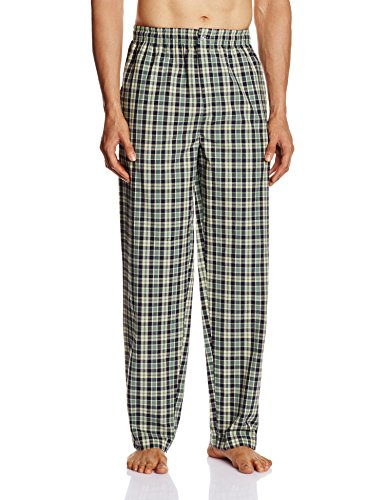 Chromozome Men's Cotton Lounge Pants (colors May Vary)