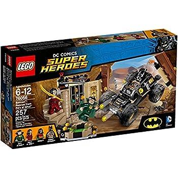 LEGO 76056 - Super Heroes Batman: Rescue from Ra's al Ghul