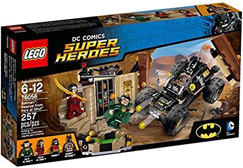 LEGO Super Heroes - Batman, Rescate de Las Garras de Ra's al Ghul (6137788)