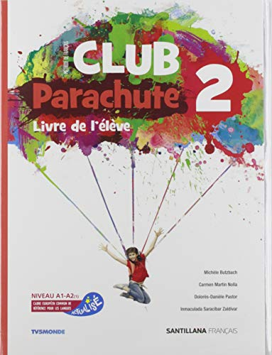 CLUB PARACHUTE 2 PACK ELEVE
