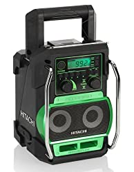 Hitachi UR 18DSL Baustellenradio