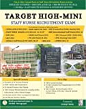 TARGET HIGH-MINI: Staff Nurse Recruitment Exam