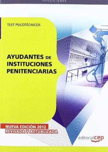 Ayudantes de Instituciones Penitenciarias. Test psicotécnicos