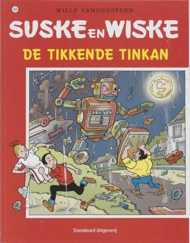 De tikkende Tinkan par Willy Vandersteen