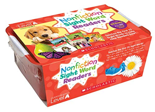 NONFICTION SIGHT WORD READERS CLASSROOM (Nonfiction Sight Word Readers Classroom Tubs)