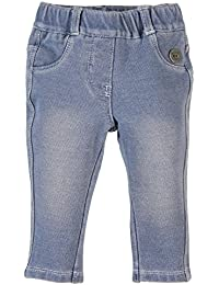 Boboli Jeans élastique Pour Bébé Fille Pour Bébé Fille