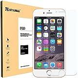 Coolreall iPhone 6 Plus/6S Plus compatible avec la fonction 3D touch Film Protection d'écran en Verre Trempé (0,33mm HD Ultra transparent)