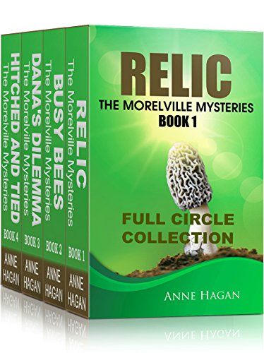The Morelville Mysteries: Full Circle Collection Boxed Set by [Hagan, Anne]