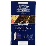 Caffè Corsini Capsule Compatibili Nespresso Ginseng - Confezione da 10 Cialde