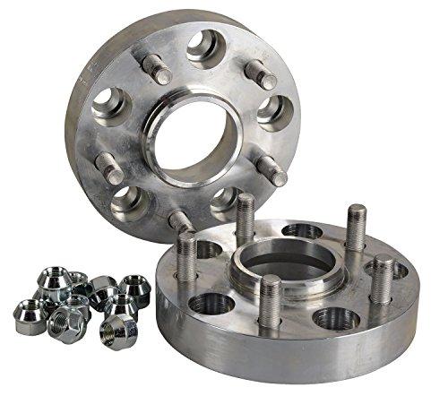Hofmann-Distanziali ruote 30mm in alluminio per disco/60mm Pro asse incl. Resistenza pareri