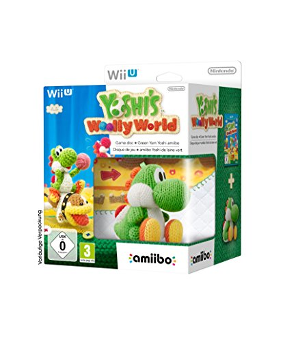 Yoshi's Woolly World Special Edition + amiibo - [Wii U] (Wii-remote-special Edition)