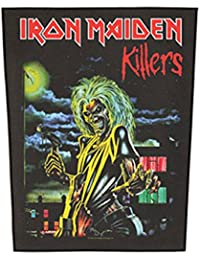 Iron Maiden Killers Parche espalda