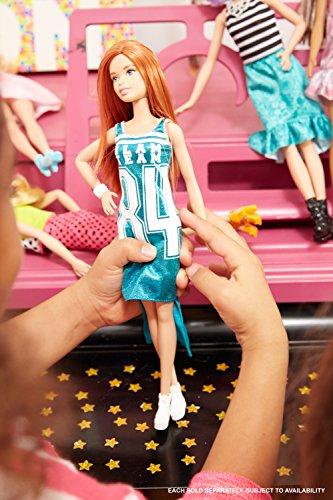 Barbie dgy63 fashionistas 2016 bambola abito verde - Barbie senza colore ...