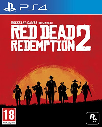 Red Dead Redemption 2 [AT PEGI] – [PlayStation4]