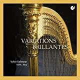 Variations brillantes - Musik für Harfe solo -