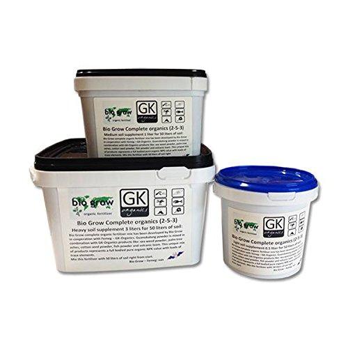 GK Organics - Complete Organics Mix 500 gr