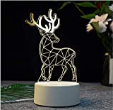 Best Neón Lámparas de mesa - Soleiler 3D LED Lámparas de ilusión óptica Review