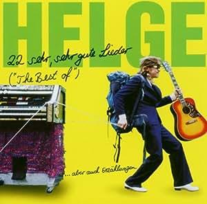 """22 sehr, sehr gute Lieder (""""The Best of"""")"""