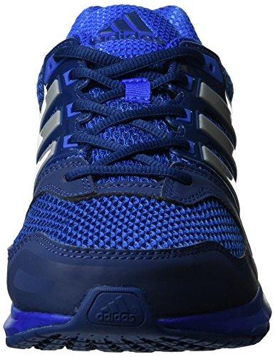 adidas Questar M, Scarpe da Corsa Uomo Blu (Mystery Blue/silver Metallic/blue)