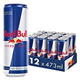 Red Bull Energy Drink 473 ml (Pack of 12)