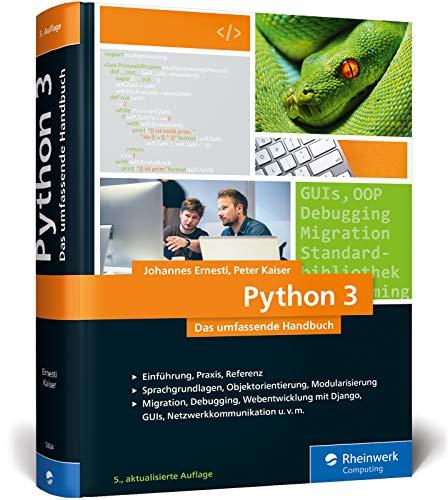 Python 3: Das umfassende Handbuc...