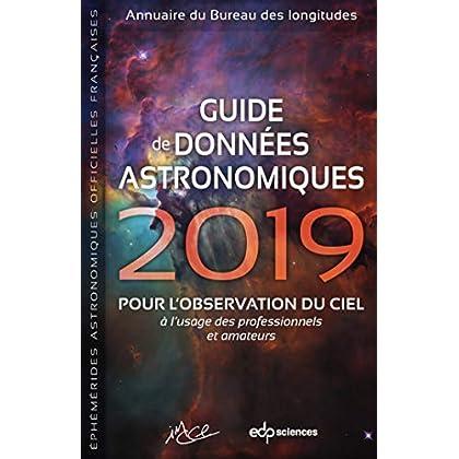 Guide de données astronomiques : Annuaire du Bureau des longitudes