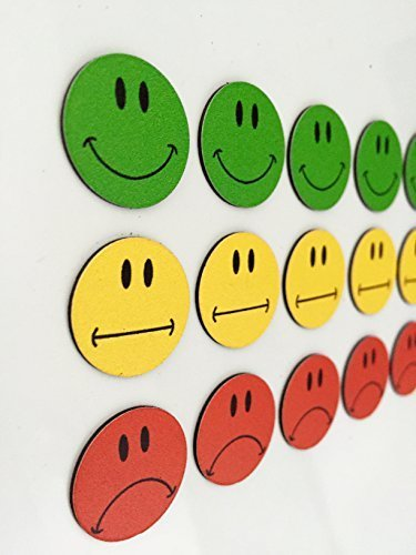 30-colourful-smiley-face-magnets-10-red-10-green-smiling-smiley-smiley-yellow-neutral-sad-smiley-oe-