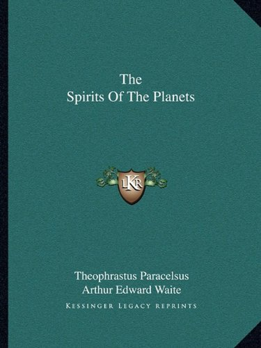 The Spirits of the Planets