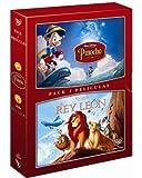 Pack Pinocho + El Rey Leon [Spanien Import]