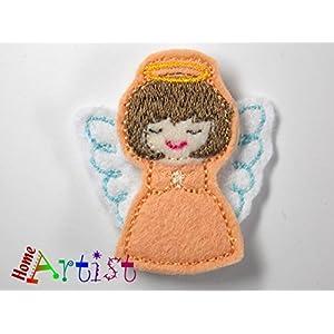 Engel Haarspange für Kleinkinder - freie Farbwahl