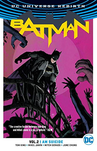 Image of Batman TP Vol 2 I Am Suicide (Rebirth)