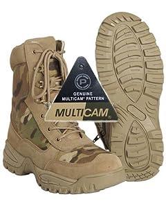 Rangers camouflage multicam Zipper YKK